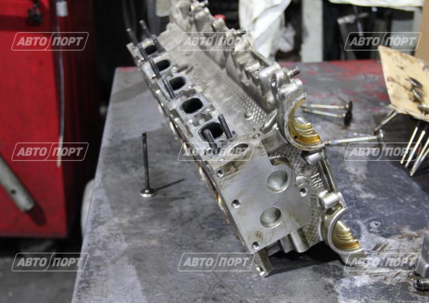 ремонт двигателя в Новосибирске
