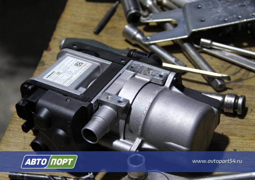 Модификация штатного оборудования